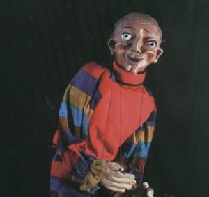 Marioneta de Malic, el Aventurero Ibérico