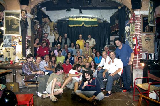 Asamblea Casa-taller de Pepe Otal.