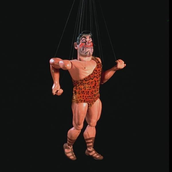 Forçut, marioneta del Senyor Tozer