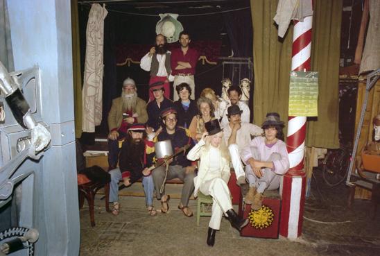 Grupo-Taller de Marionetas