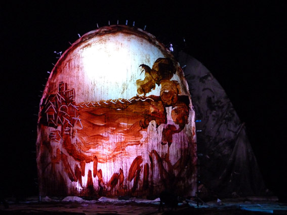 'La música pintada', de Joan Baixas.