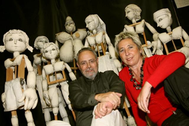 Julieta Agustí i Joan-Andreu Vallvé