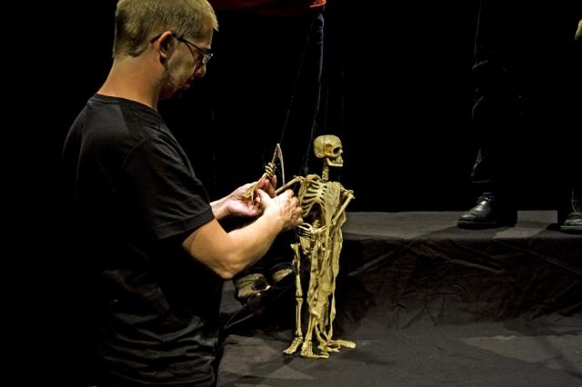Marionetas Harry V.Tozer