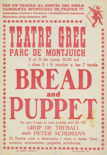bread and puppet