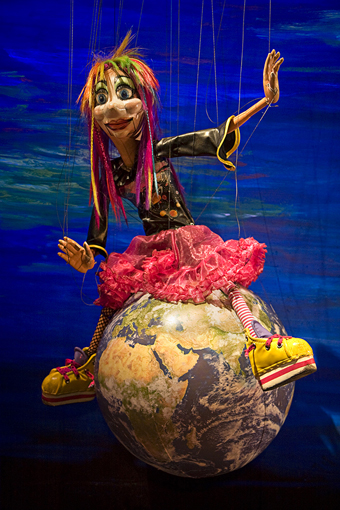 nina - marionetàrium