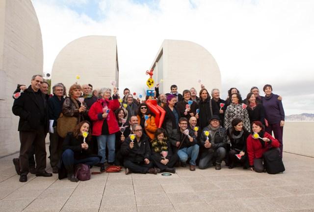 35 anys Fundació Miró