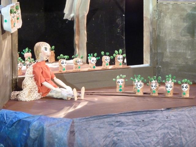 Marduix Titelles - Els Viatges de Gulliver