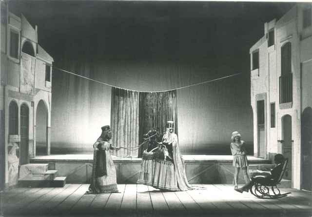 Història d'Esther al Teatre Lliure