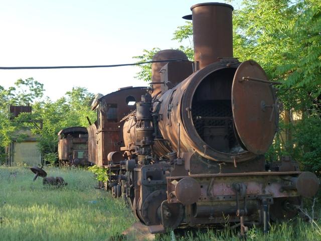 tren Rayak