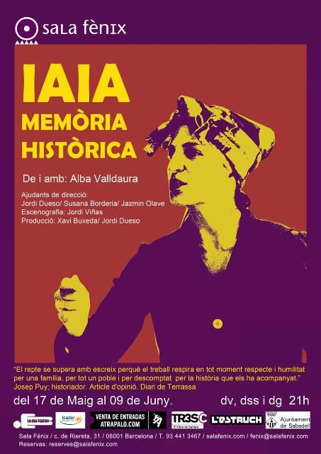 Alba Valldaura - Iaia