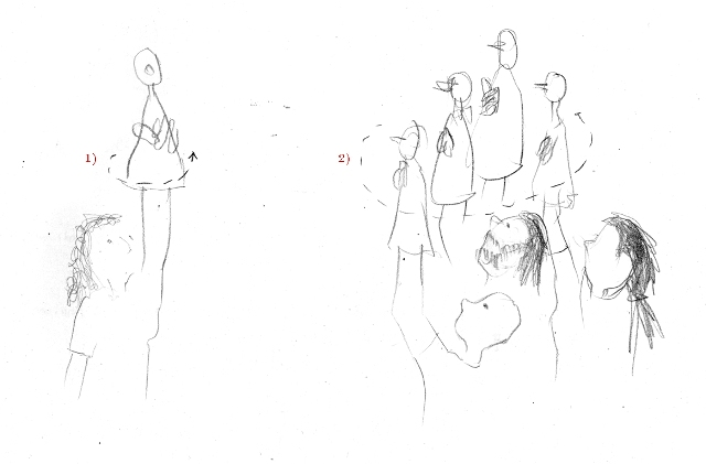 Taller Luca Ronga, per Jordi Palet