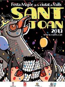 Festa de Sant Joan de Valls