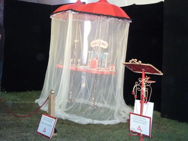 El Circ de les Puces - Teia Moner