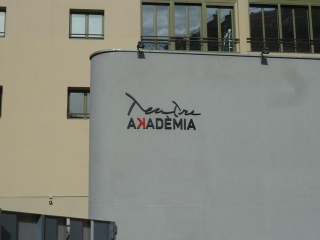 Teatre Akadèmia