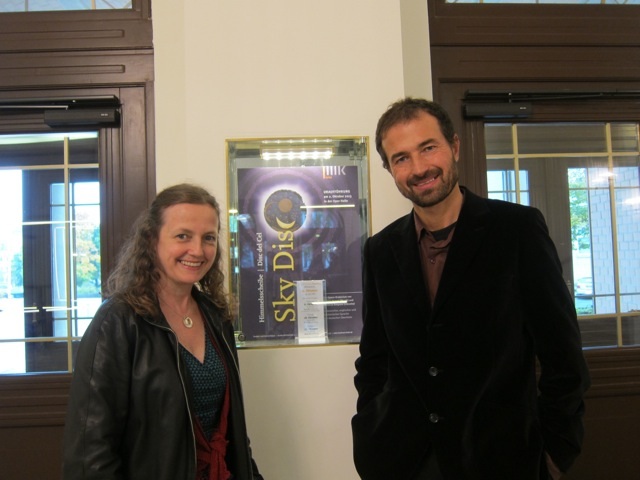Rebecca Simpson i Ramon Humet