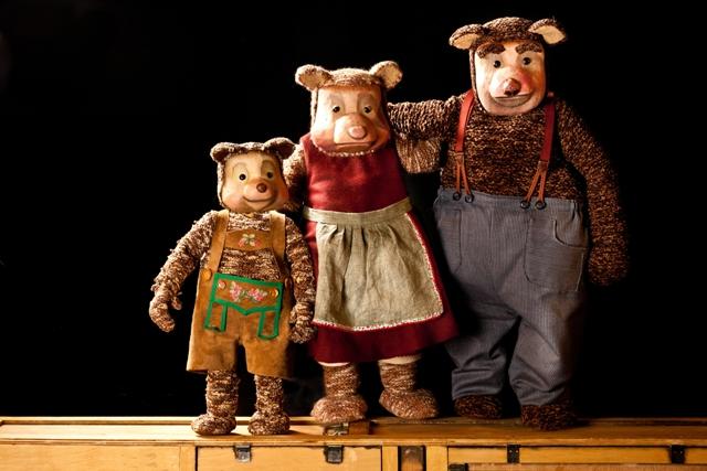 Els tres óssos, L'Estaquirot