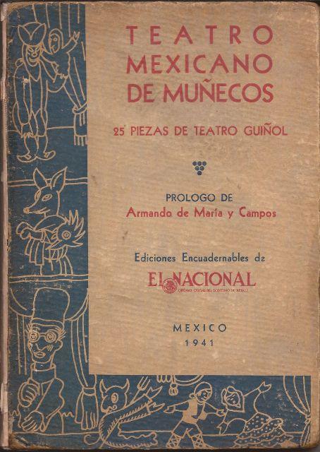 Teatro Mexicano de Muñecos.