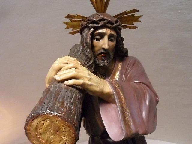 Crist processó Verges