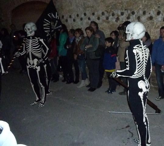 Dansa de la Mort, Verges
