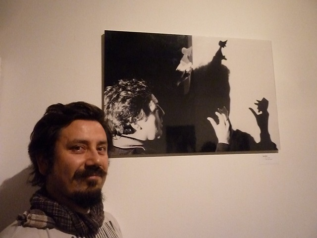 Sala Fènix, Felipe Cabezas