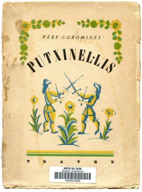 Putxinel·lis, de Pere Coromines