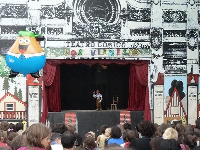 Mercè 2014, Parc de la Ciutadella, Herta Frankel