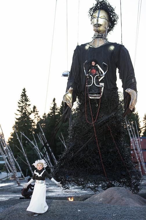 Elektra, La Fura dels Baus