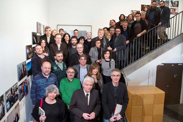 Roda de Premsa Arts Santa Mònica