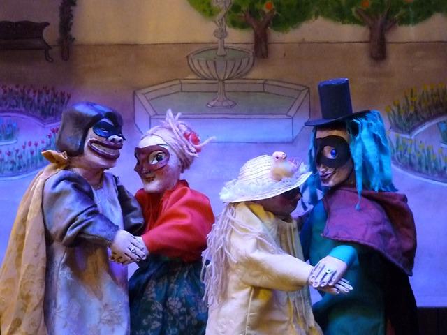 Ballarins, Les Aventures d'en Bornet i la Borneta