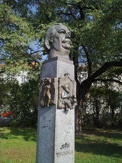 Monument Jirí Trnka