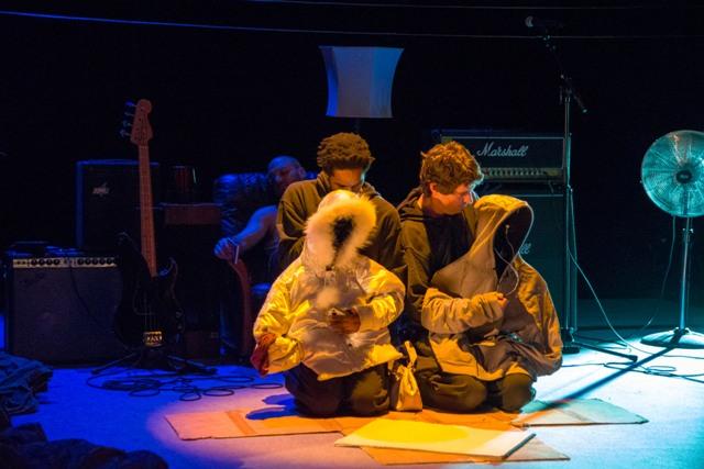 Théâtre Qui Va Là, La Fugue (fotografia de P. Pichard)