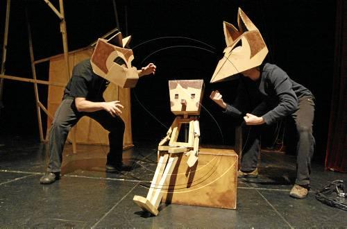 Pinocchio, La Baldufa