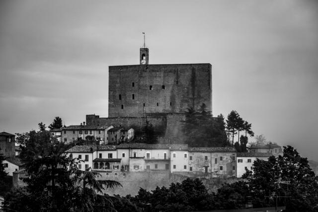 fortalesa Malatesta de Montefiore Conca