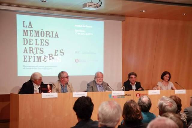 Presentació llibre Centenari i exposició MAE