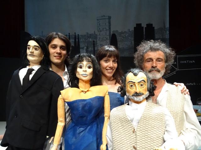 Ella i els Arquitectes, Gerard Vazquez, Damià Barbany