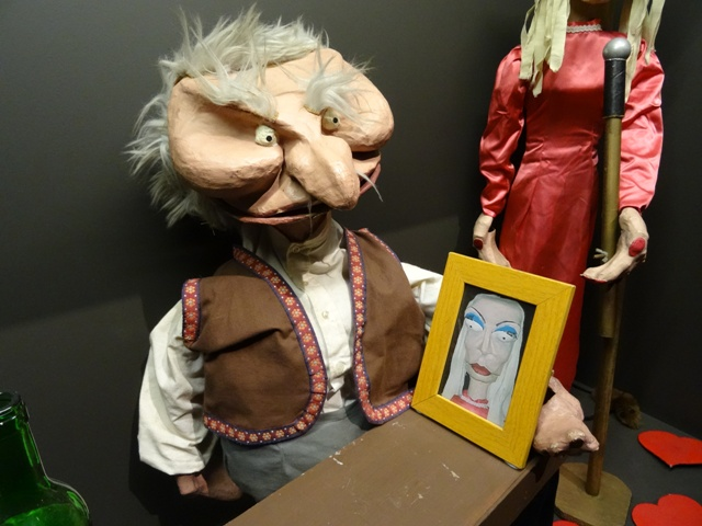 Exposición S.A. Marionetas en el Museu da Marioneta de Lisboa