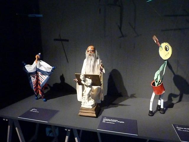 Exposició Figures del Desdoblament