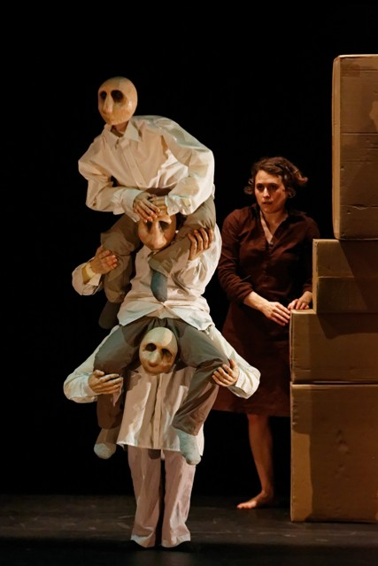 Blick Théâtre, Mercat de les Flors