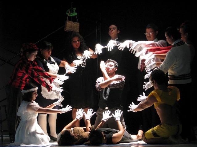 Don Bosco i el teatre d'ombres