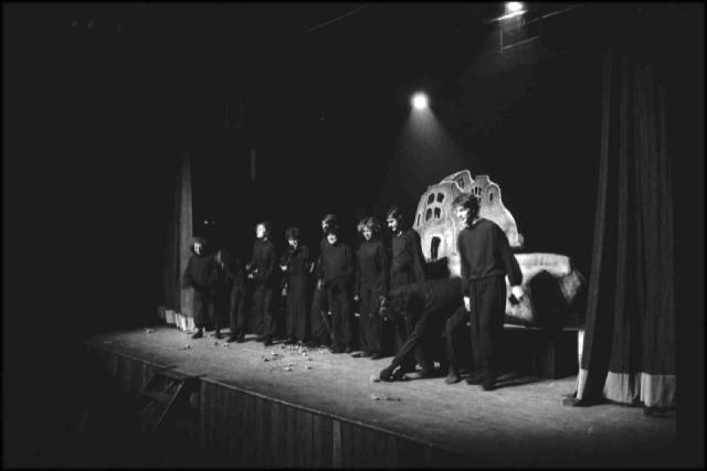 Marató 'Te'n Recordes?', MAE, Institut del Teatre