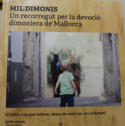 Exposició Mil Dimonis, Sineu