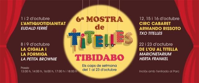 Mostra de Titelles del Tibidabo
