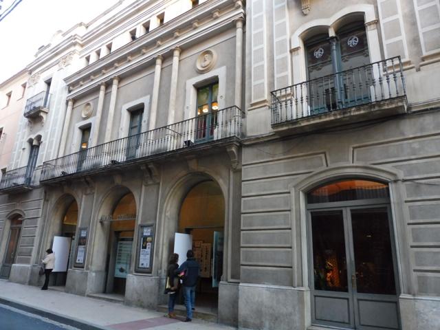 Guant 2016, Teatre Principal de Valls