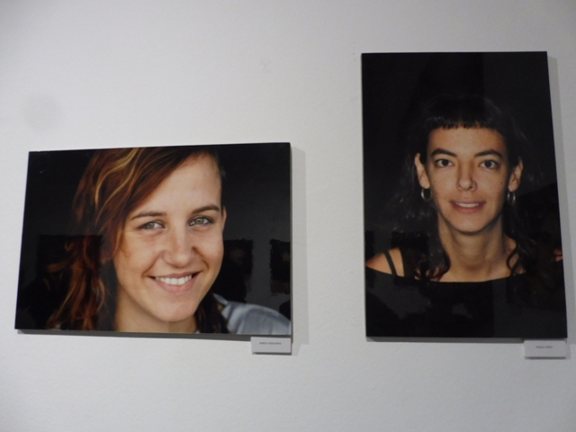 Exposició Dones i Mans, Jesús Atienza