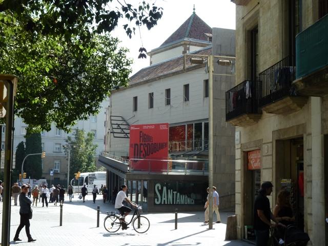 Arts Santa Mònica, IF Barcelona