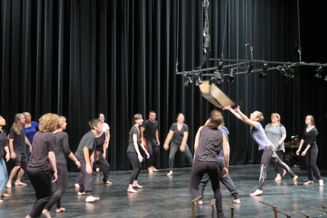 Festival de Titelles de Chicago, article Oriol Ferre