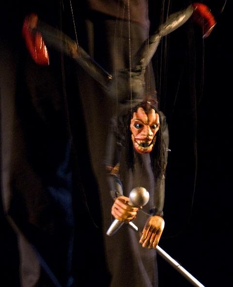 Jordi Bertran, marionetes