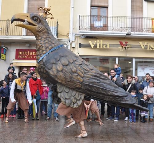 Àligues, trobada a Vilafranca del Penedès