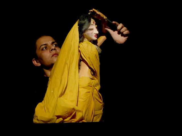 Anurupa Roy, foto de Jesús Atienza