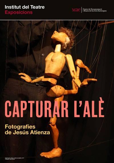 Exposició 'Capturar l'alè', de Jesús Atienza, MAE